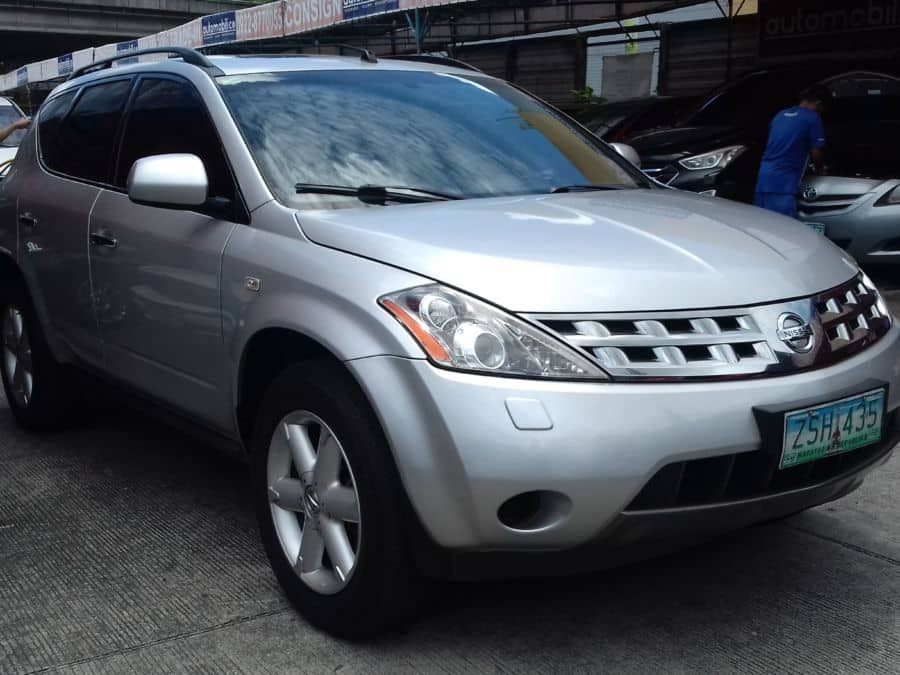 2008 Nissan Murano - Right View
