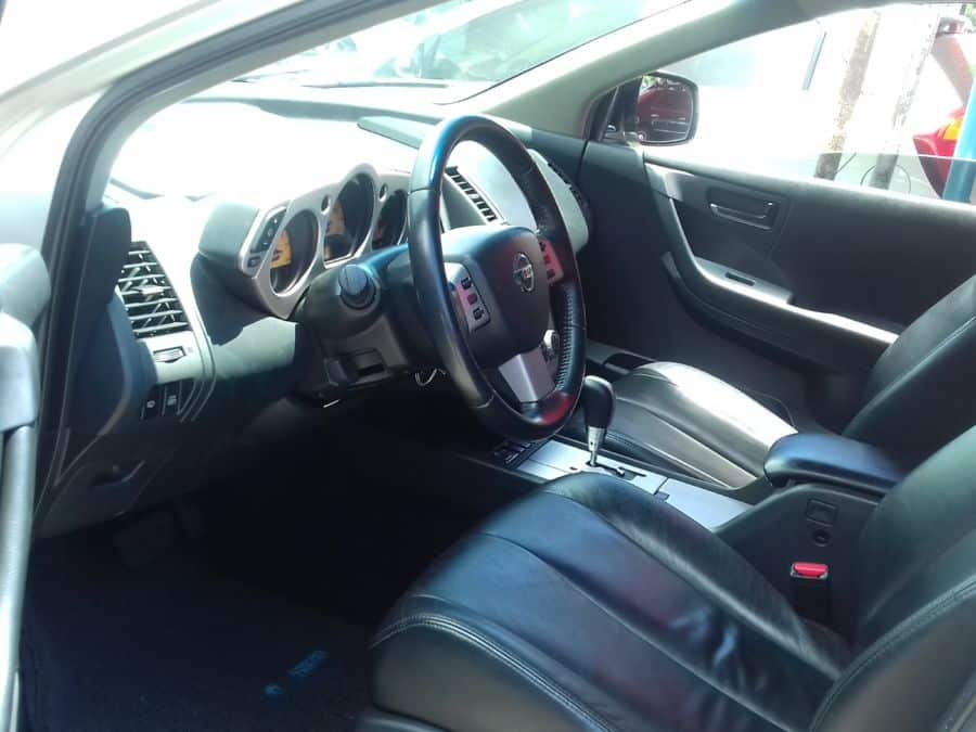 2008 Nissan Murano - Interior Front View