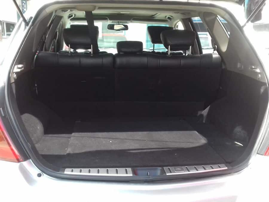 2008 Nissan Murano - Interior Rear View