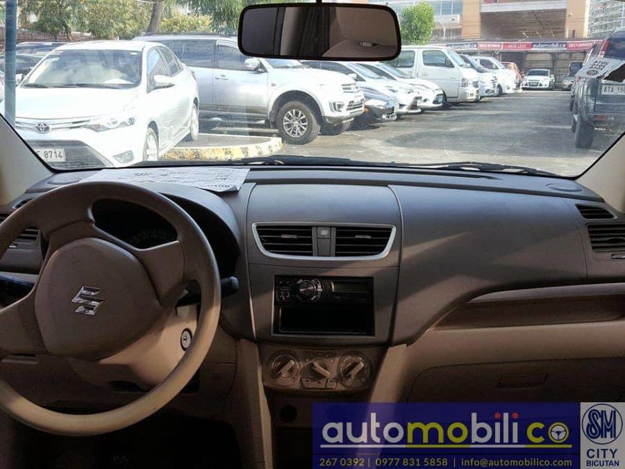 2015 Suzuki Ertiga - Interior Front View