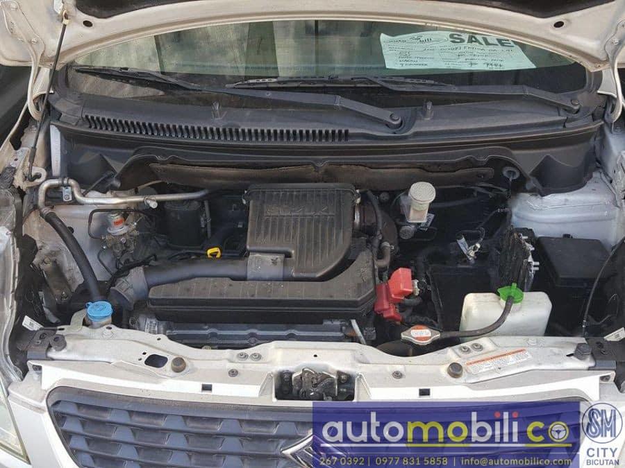 2015 Suzuki Ertiga - Interior Rear View