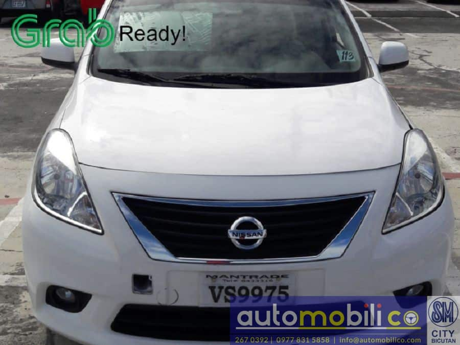 2015 Nissan Almera - Front View
