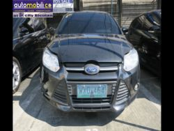 2013 Ford Focus - Front View