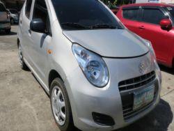 2012 Suzuki Celerio - Front View