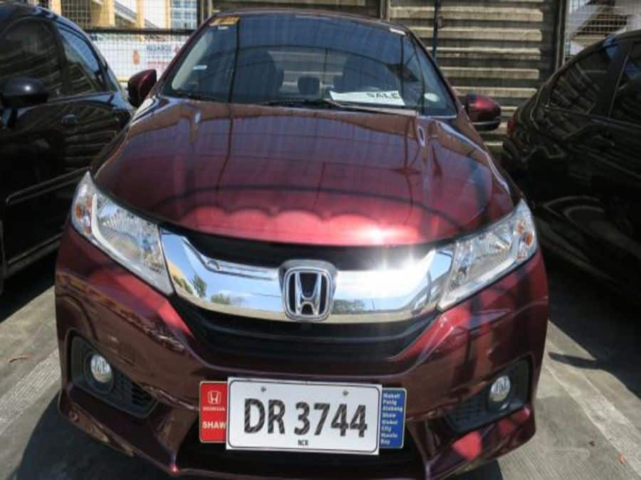 2016 Honda City E - Front View