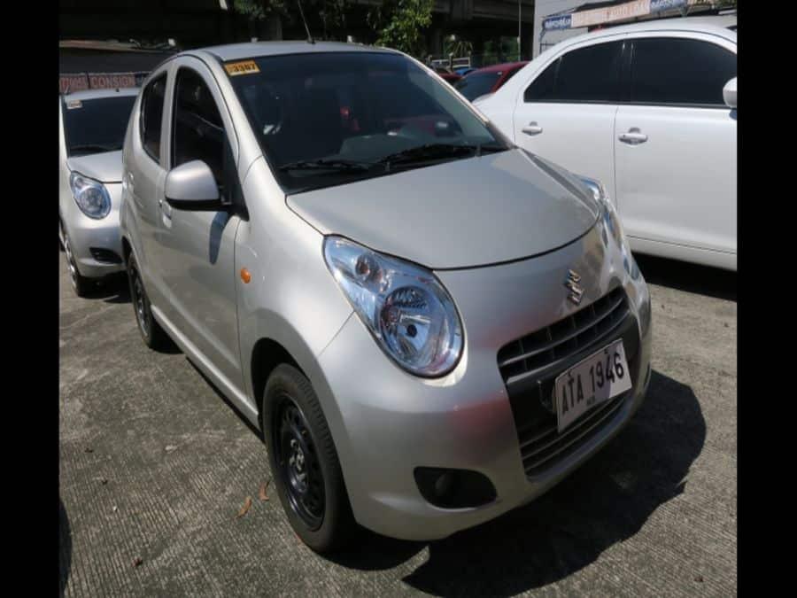 2015 Suzuki Celerio - Front View