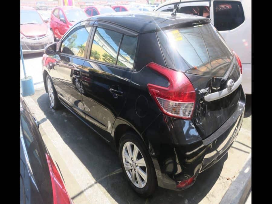 2015 Toyota Yaris - Left View