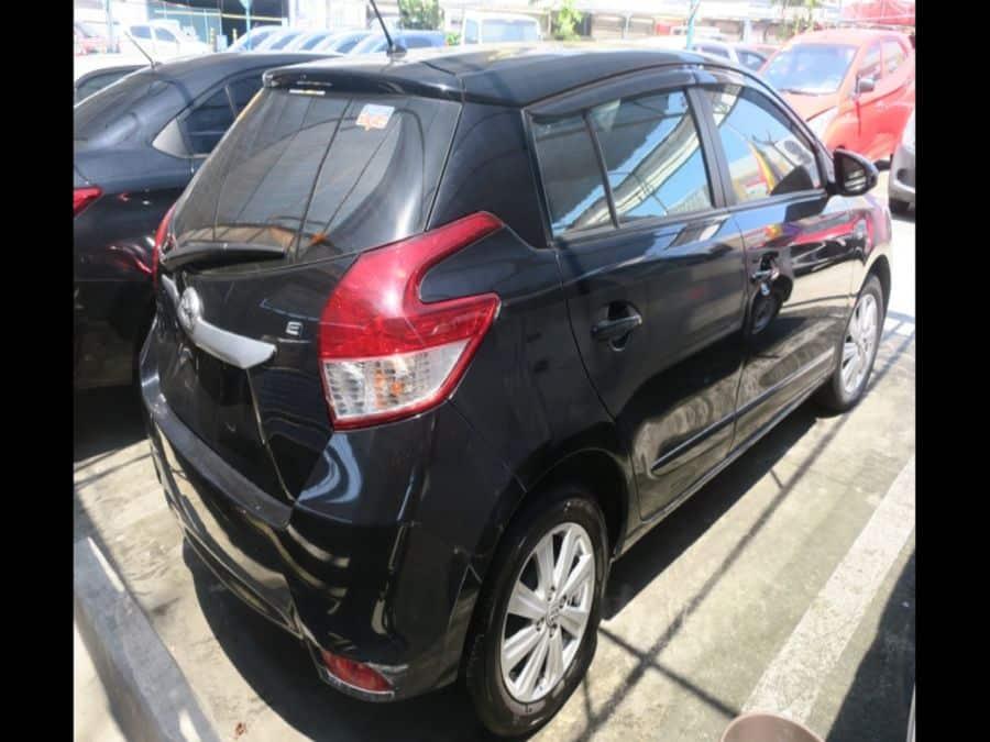 2015 Toyota Yaris - Rear View
