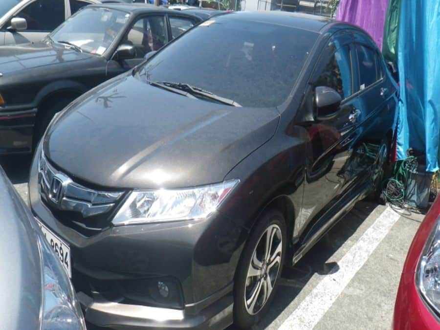 2014 Honda City - Front View