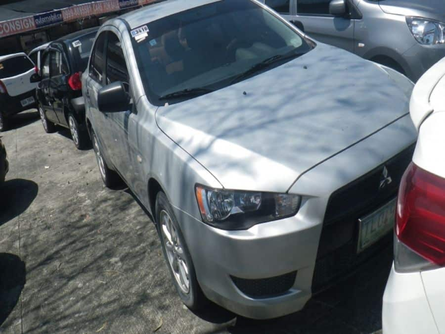 2011 Mitsubishi Lancer Ex - Right View
