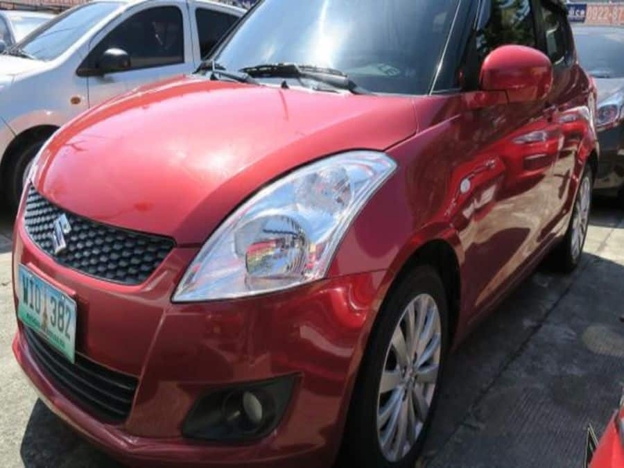 2013 Suzuki Swift - Left View