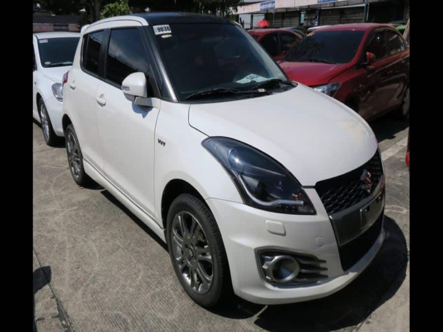 2015 Suzuki Swift - Front View