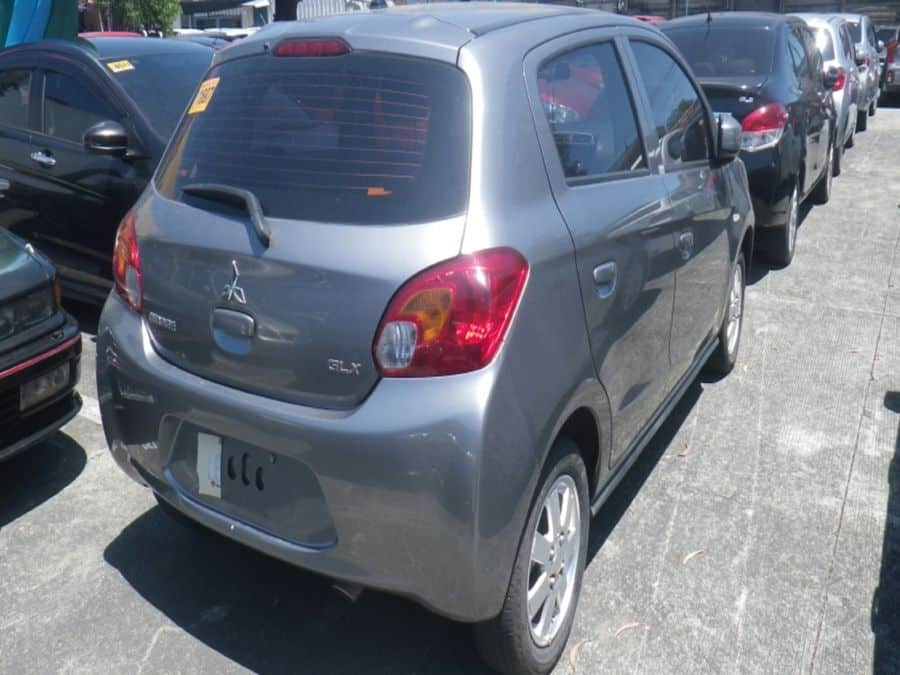 2015 Mitsubishi Mirage - Right View