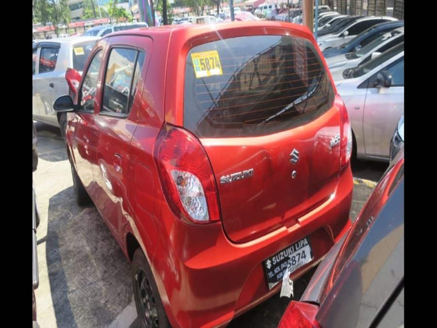 2014 Suzuki Alto - Left View