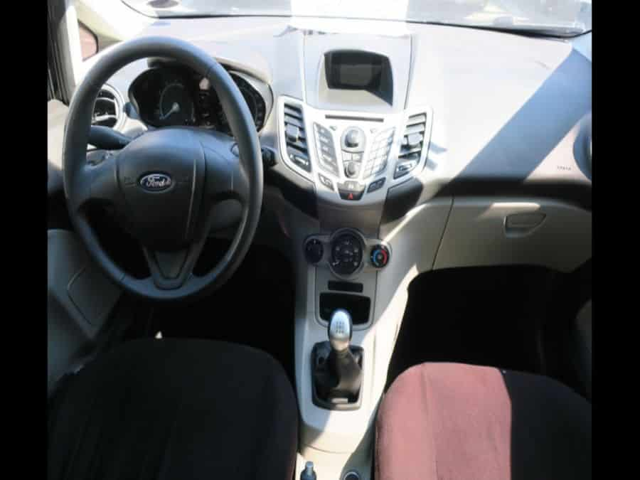 2014 Ford Fiesta - Interior Front View