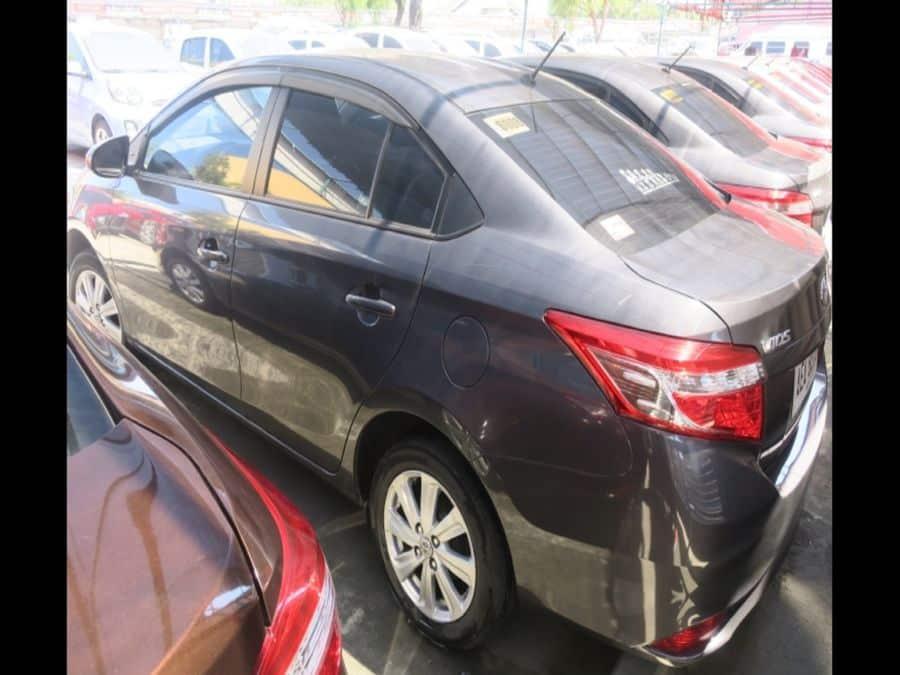 2014 Toyota Vios - Rear View
