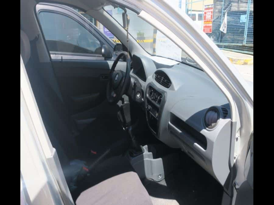 2014 Suzuki Alto - Interior Rear View