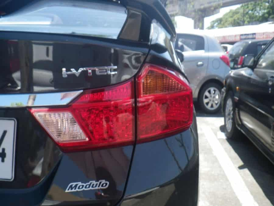 2014 Honda City - Rear View