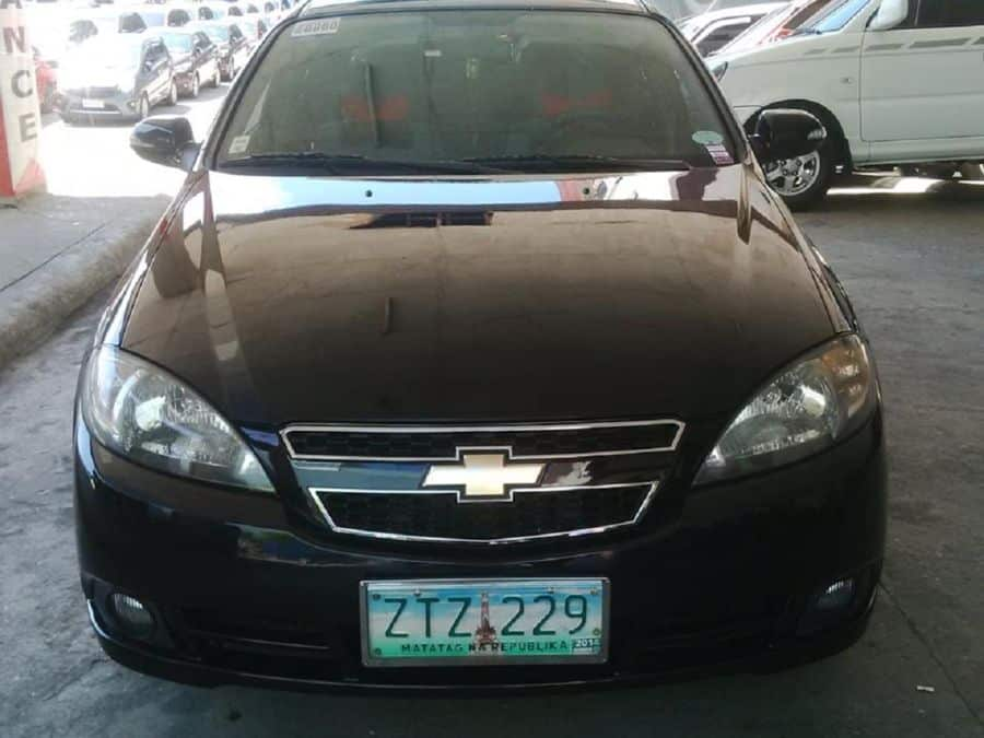 2009 Chevrolet Optra - Front View