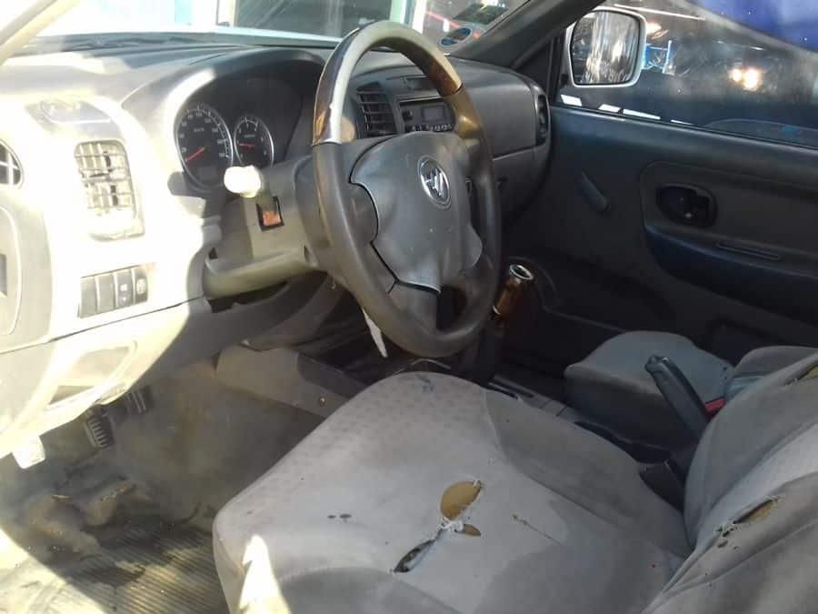 2012 Foton Blizzard - Interior Rear View