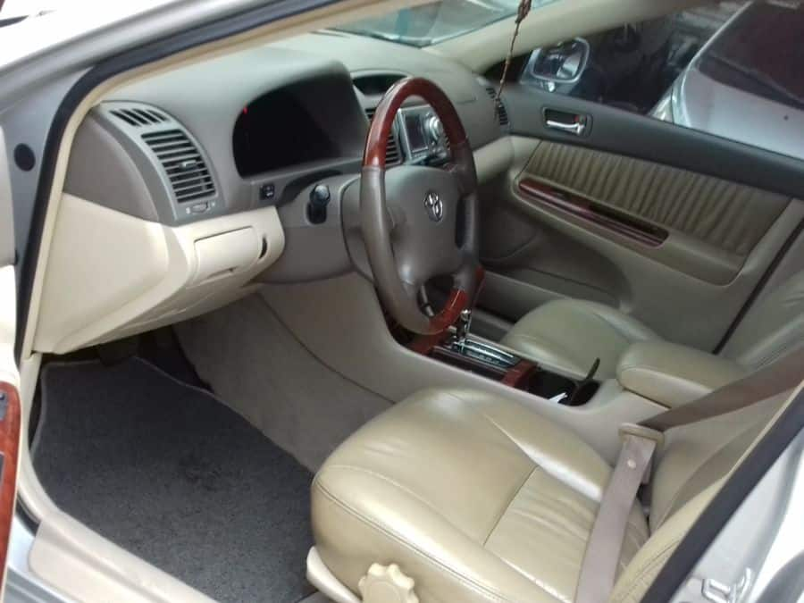 2002 Toyota Camry - Interior Front View