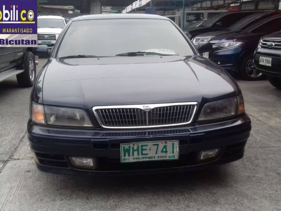 1999 Nissan Cefiro - Front View