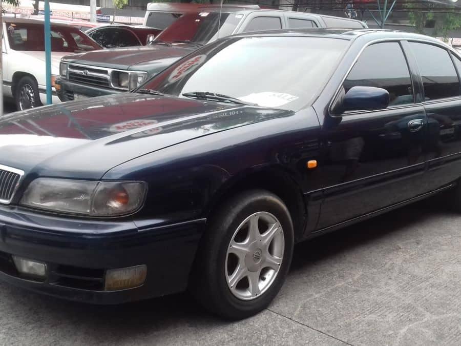 1999 Nissan Cefiro - Left View