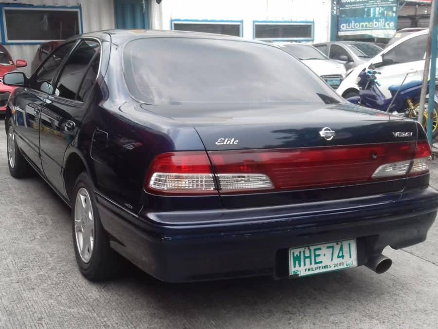 1999 Nissan Cefiro - Rear View