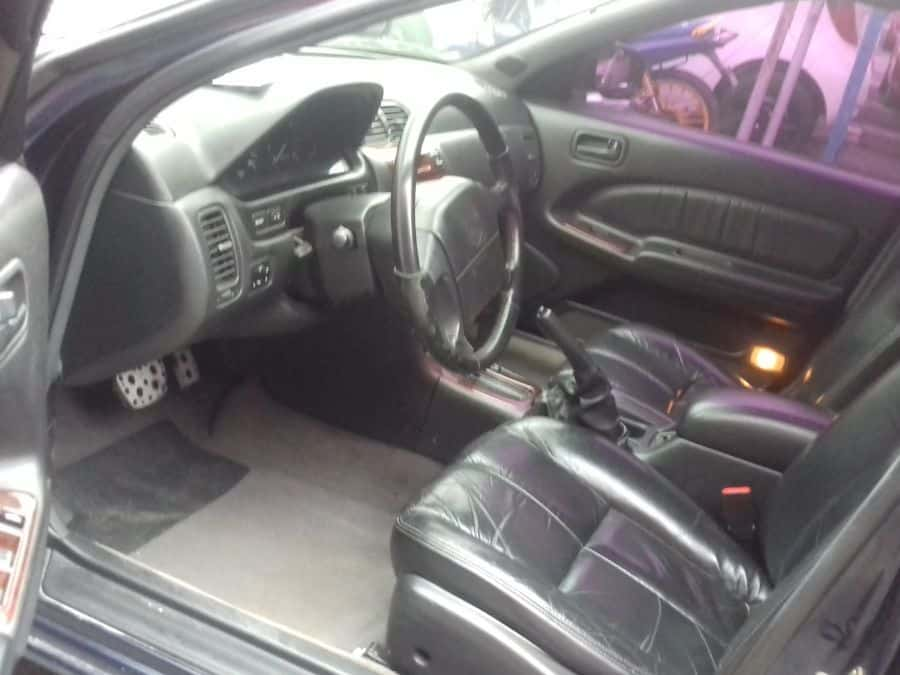 1999 Nissan Cefiro - Interior Front View
