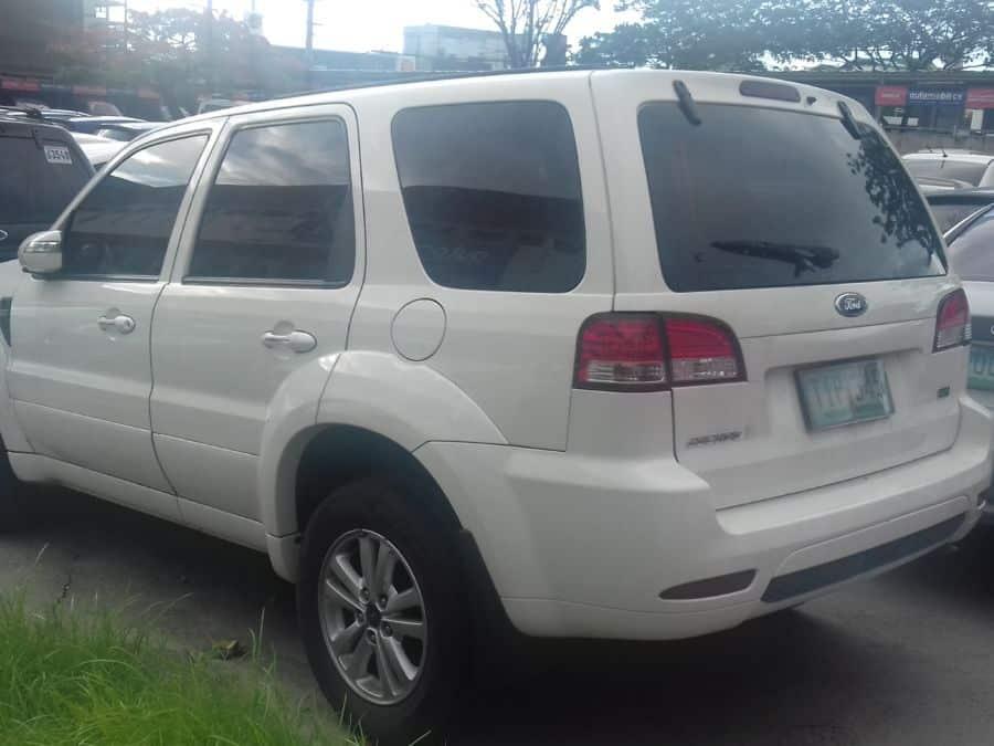 2012 Ford Escape - Left View