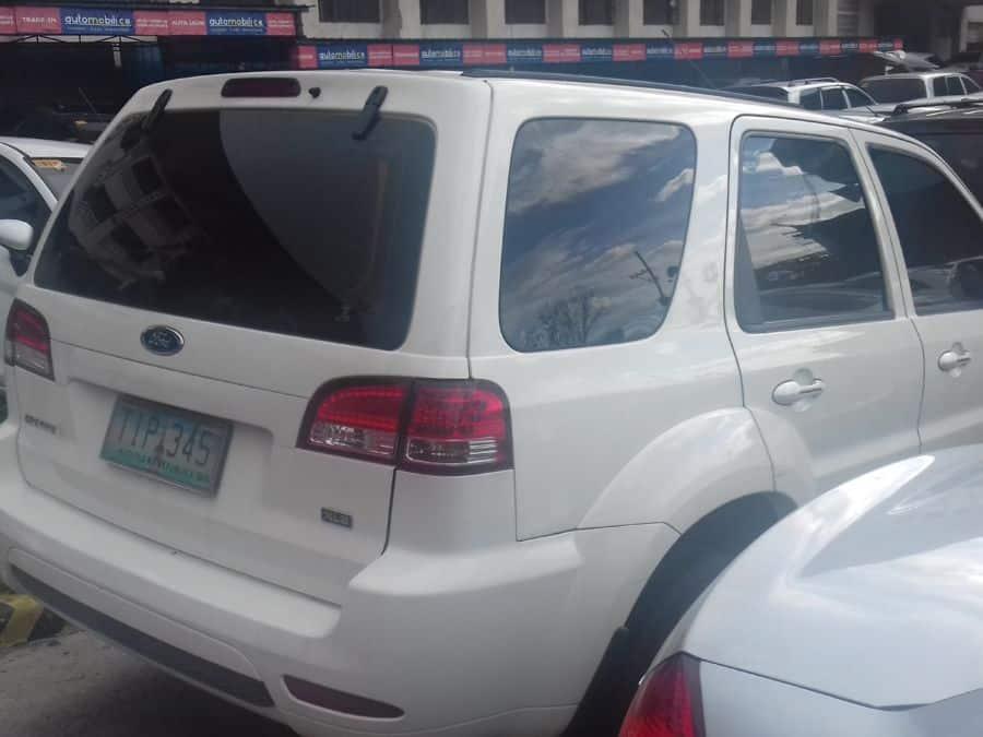 2012 Ford Escape - Rear View