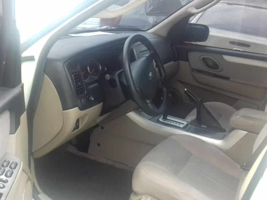 2012 Ford Escape - Interior Rear View