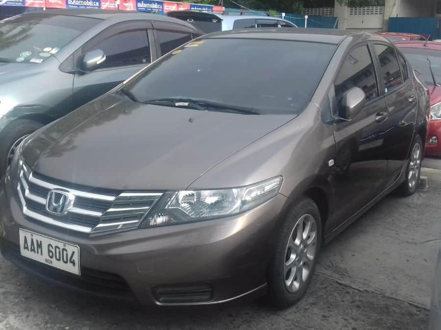 2013 Honda City E - Left View