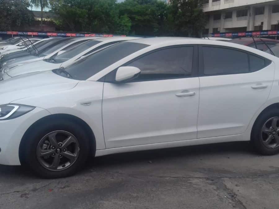 2016 Hyundai Elantra - Left View