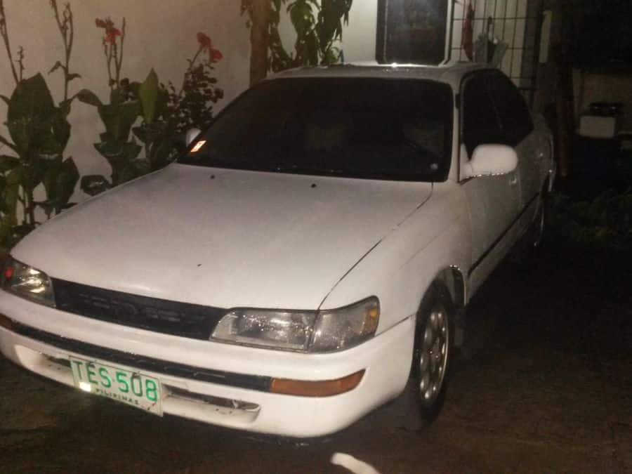 1993 Toyota Corolla - Front View