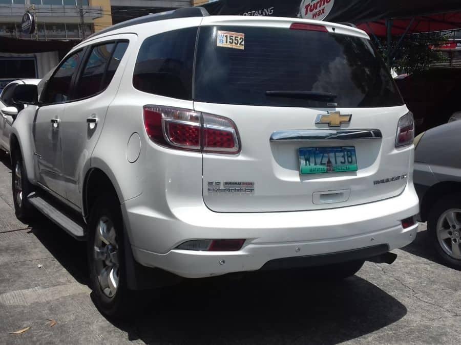 2013 Chevrolet Trailblazer - Left View
