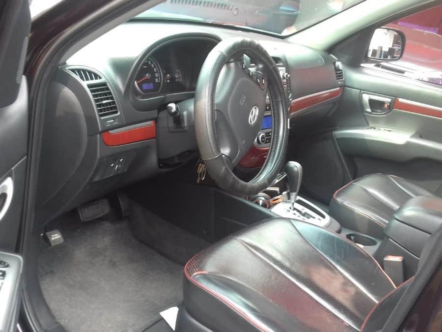 2007 Hyundai Santa Fe - Interior Front View