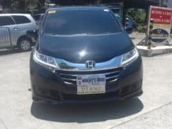 2016 Honda Odyssey - Front View