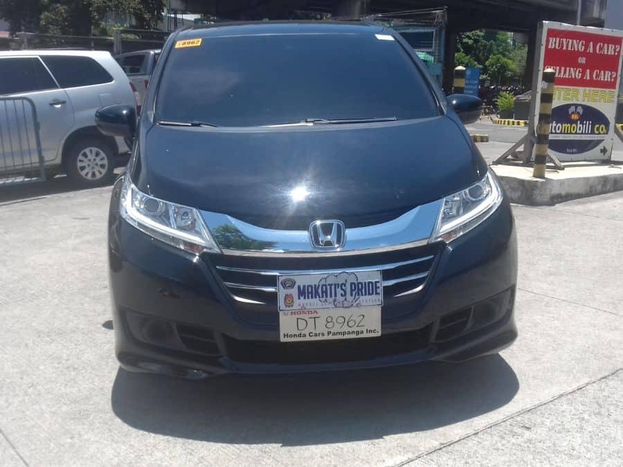 2016 Honda Odyssey - Front View