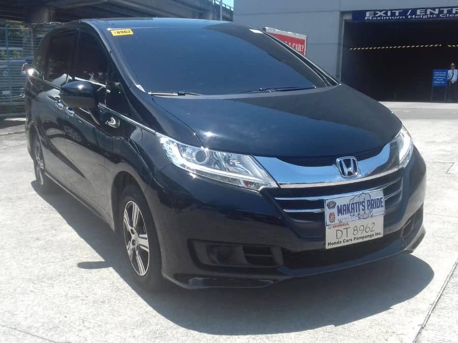 2016 Honda Odyssey - Right View