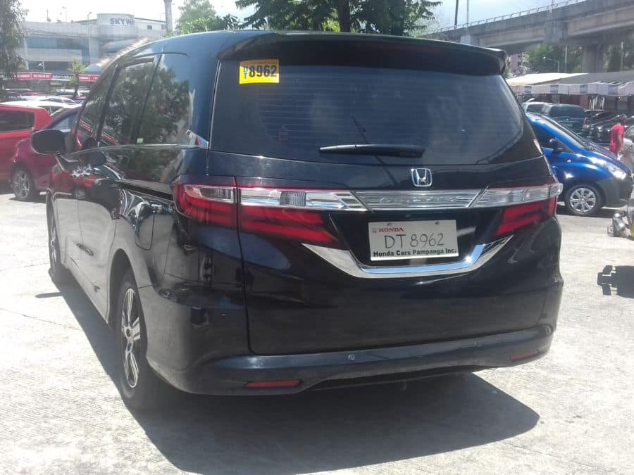 2016 Honda Odyssey - Rear View