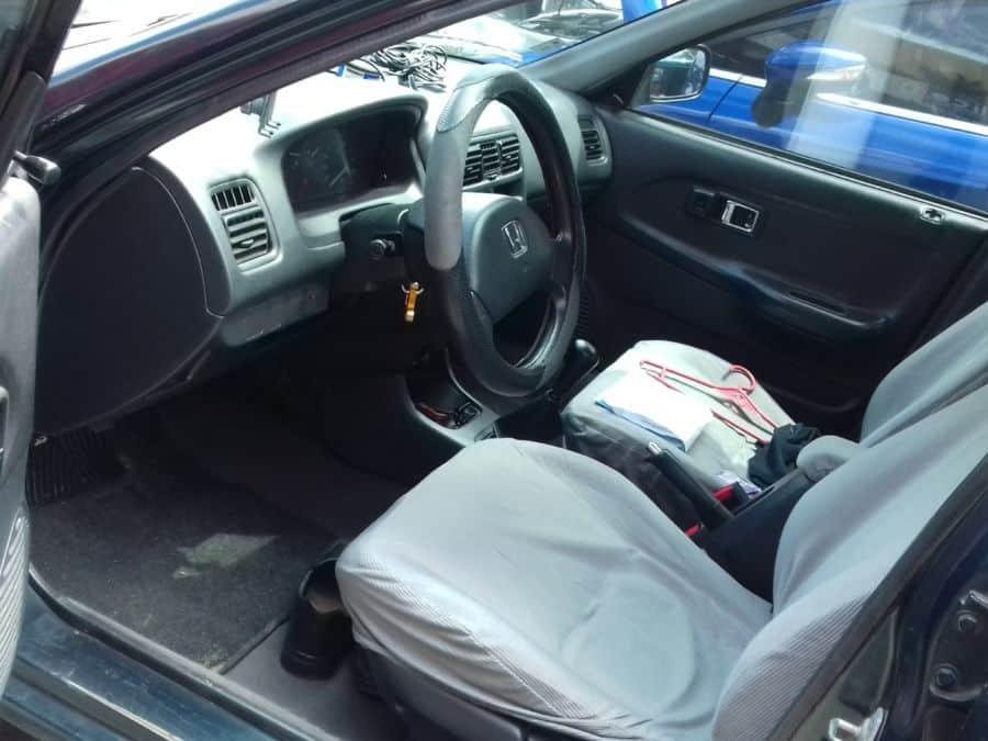 1997 Honda City - Interior Rear View