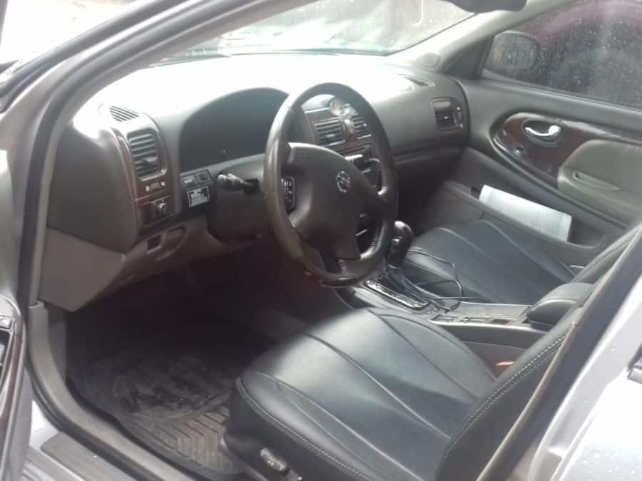 2002 Nissan Cefiro - Interior Rear View