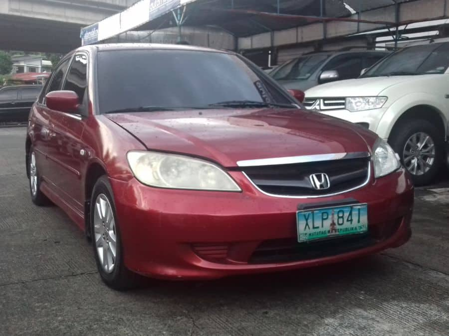2004 Honda Civic - Front View
