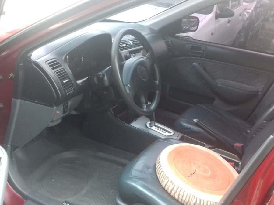 ... 2004 Honda Civic   Interior Front View ...