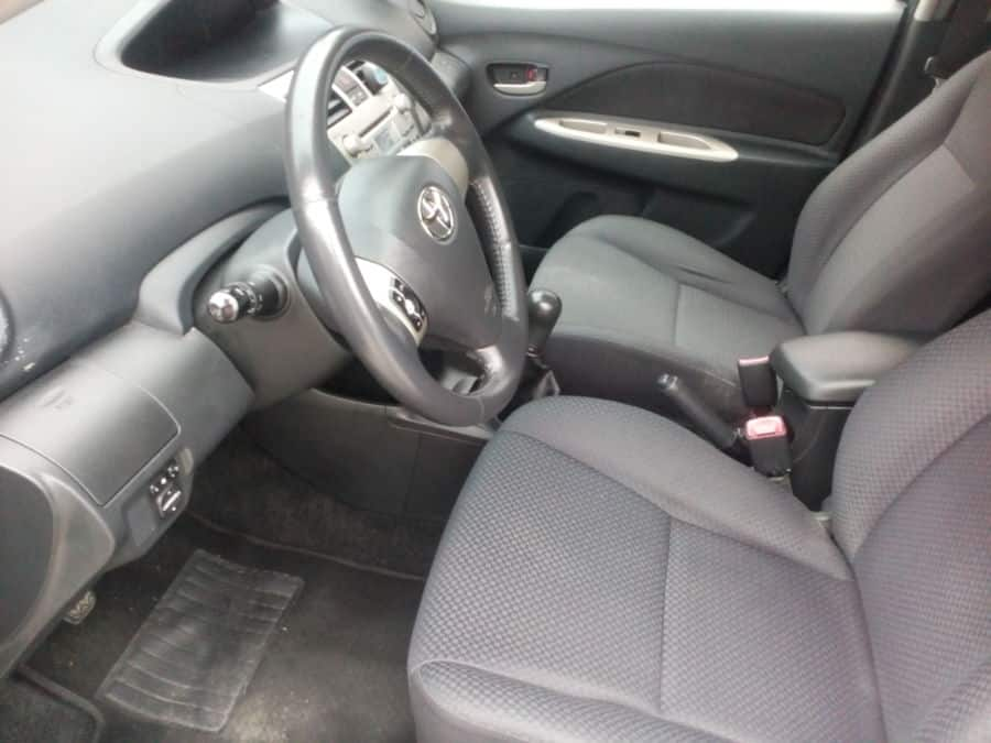 2008 Toyota Vios - Interior Front View