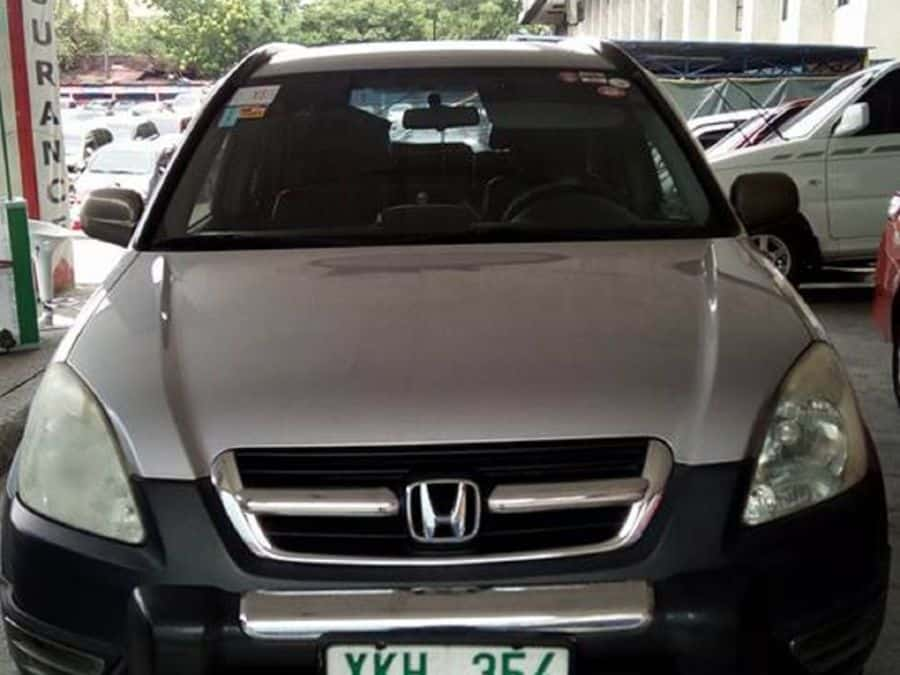 2003 Honda CR-V - Front View
