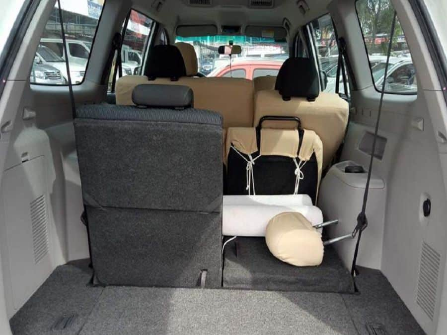 2014 Mitsubishi Montero Sport - Interior Front View