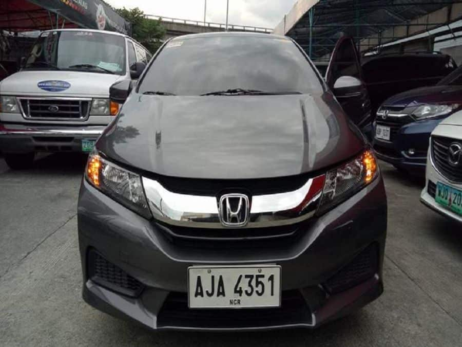 2015 Honda City E - Front View