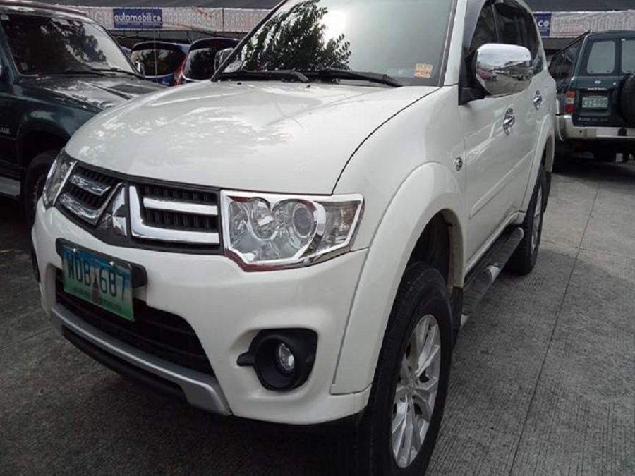 2014 Mitsubishi Montero Sport   Front View ...
